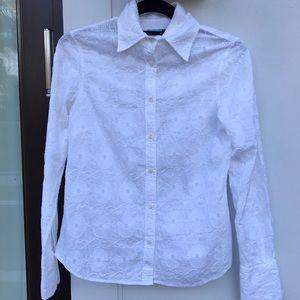Gorgeous classic J McLaughlin shirt